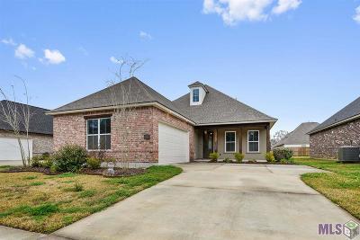 Prairieville Single Family Home For Sale: 39226 Water Oak Ave