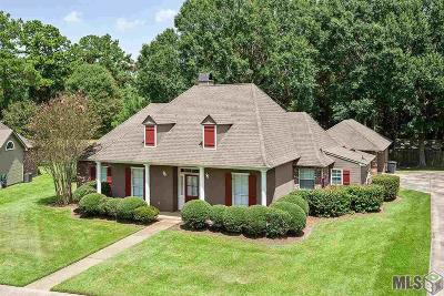Baton Rouge Single Family Home For Sale: 16167 Berryhill Dr