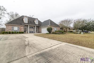 Prairieville Single Family Home For Sale: 36321 Crestway Ave