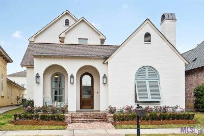 Baton Rouge LA Single Family Home For Sale: $840,000