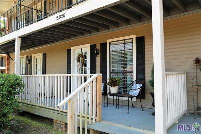 Baton Rouge Condo/Townhouse For Sale: 15828 Maison Orleans Ct