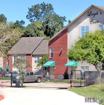 Baton Rouge Condo/Townhouse For Sale: 5159 Etta St #5D