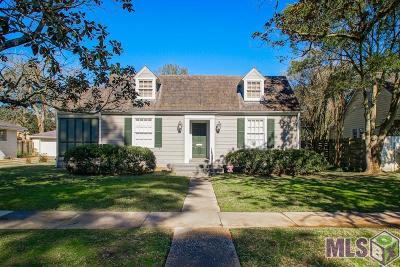Baton Rouge Single Family Home Contingent: 2153 Broussard St