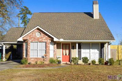 Single Family Home For Sale: 7497 Linda Lee Dr