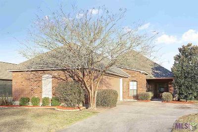 Springlake At Bluebonnet Highlands Single Family Home For Sale: 2171 Springstone Dr