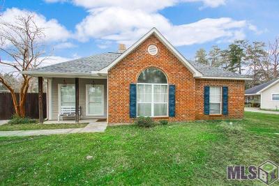 Single Family Home For Sale: 34547 Gravesbriar Dr
