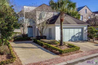 Baton Rouge Single Family Home For Sale: 19809 Southern Hills Ave