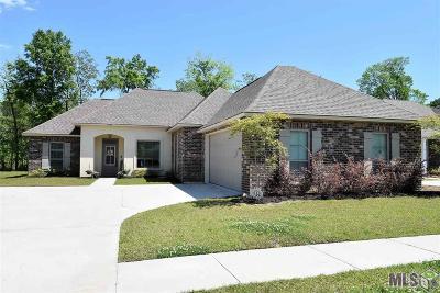 Geismar Single Family Home For Sale: 11382 Oak Run Dr