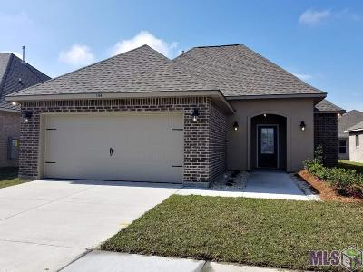 Baton Rouge Single Family Home For Sale: 1114 Gentle Wind Dr