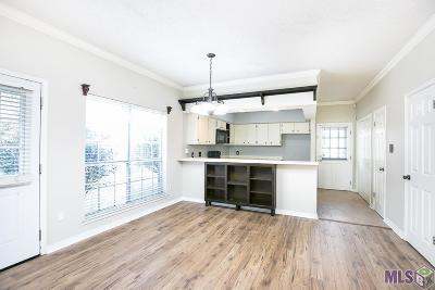 Baton Rouge Condo/Townhouse For Sale: 12324 S Harrells Ferry Rd #Bldg 9 #
