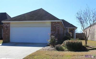 Baton Rouge Single Family Home For Sale: 3955 Northshore Ave