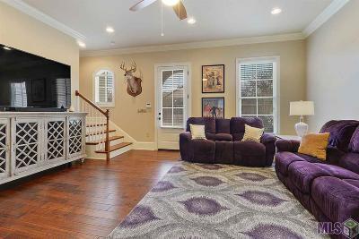Baton Rouge Condo/Townhouse For Sale: 5188 Myrtle Trail Dr