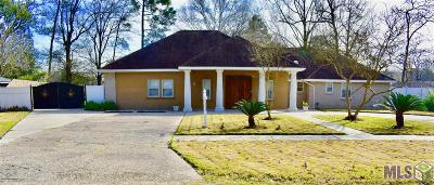 Baton Rouge Single Family Home For Sale: 11644 Saint Peter Ave