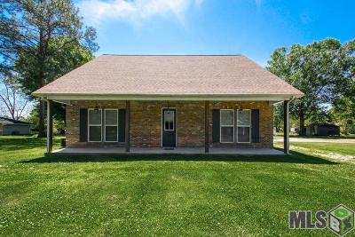 Gonzales Single Family Home For Sale: 41437 Bayou Narcisse