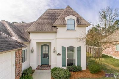 Prairieville Single Family Home For Sale: 18519 Old Maplewood Dr