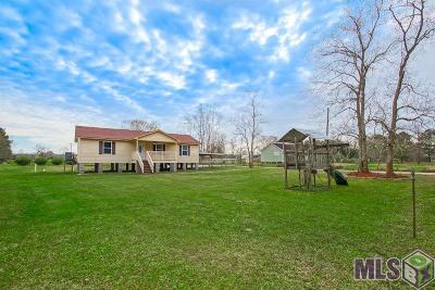 Gonzales Single Family Home For Sale: 43211 Wayne Stevens Rd