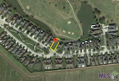 Gonzales Residential Lots & Land For Sale: 5351 Courtyard Dr