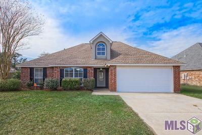 Single Family Home For Sale: 35983 Portsmouth Dr