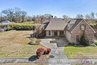 Zachary Single Family Home For Sale: 8600 Ormand Dr