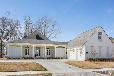 Zachary Single Family Home For Sale: 7049 Fleur De Lis