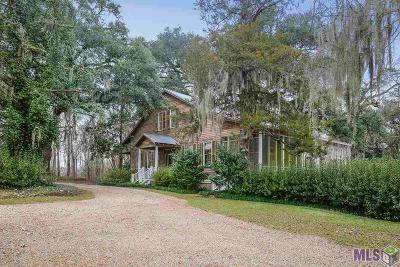 Single Family Home For Sale: 6882 Ouida Irondale Rd