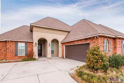 Zachary Single Family Home For Sale: 7213 Marshall Bond Dr