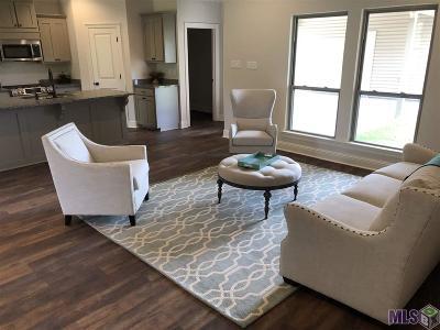 Denham Springs Single Family Home For Sale: 21350 Debbie Ln
