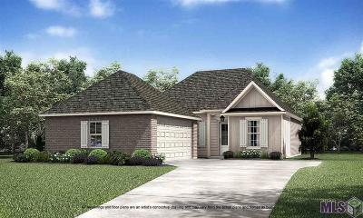Geismar Single Family Home For Sale: 36409 Belle Journee Ave