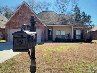 Single Family Home For Sale: 10136 Angela Dr