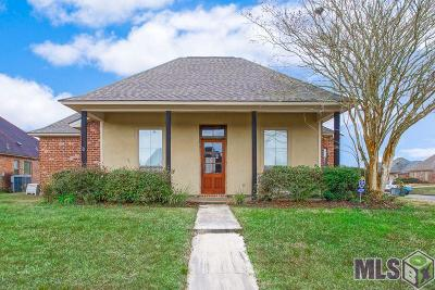 Zachary Single Family Home For Sale: 4331 Wilderness Dr