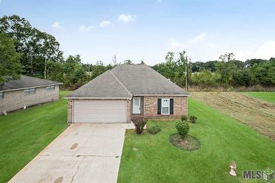 Zachary Single Family Home For Sale: 7441 Kristene Ave