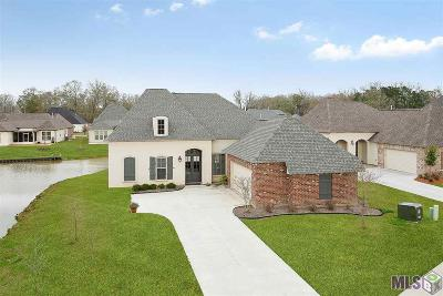 Prairieville Single Family Home For Sale: 43280 Pond View Dr