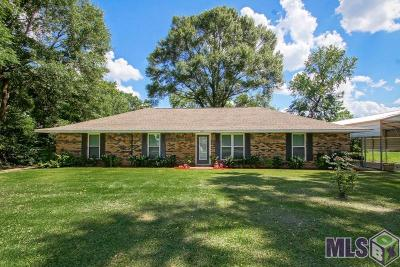 Single Family Home For Sale: 7294 Amite Church Rd