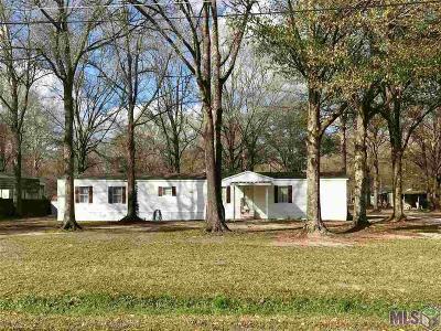 Denham Springs Single Family Home For Sale: 24772 Raven Dr