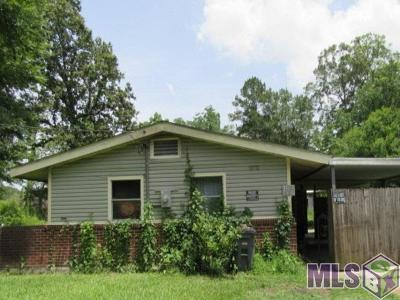 Baton Rouge Single Family Home For Auction: 12532 Delores Dr