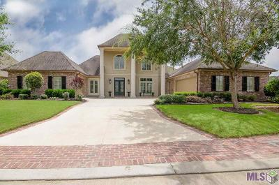 Baton Rouge Single Family Home For Sale: 19443 Pebble Beach Dr