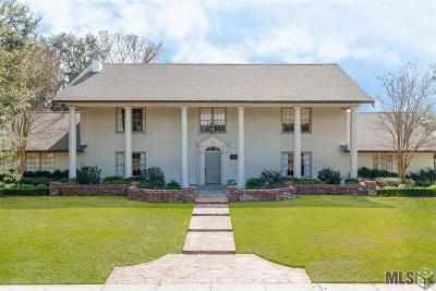 Baton Rouge Single Family Home For Sale: 7522 Rienzi Blvd