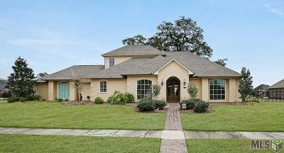 Greenwell Springs Single Family Home For Sale: 18005 Lakeside Dr