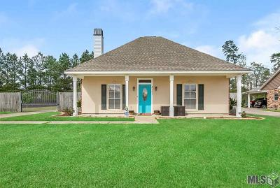 Single Family Home For Sale: 8121 Acadiana Ave