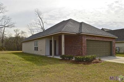 Prairieville Single Family Home For Sale: 16224 Old Samuel Dr