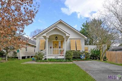 Baton Rouge Single Family Home For Sale: 523 Wiltz Dr