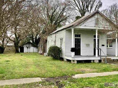 Donaldsonville Single Family Home For Sale: 410 Houmas St