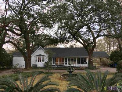 Baton Rouge Single Family Home For Sale: 6872 Goodwood Ave