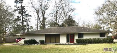 Baton Rouge Single Family Home For Sale: 1944 Country Club Dr