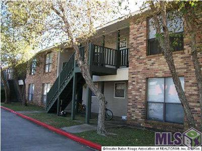 Baton Rouge Condo/Townhouse For Sale: 1816 S Brightside View Dr #B