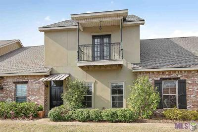 St Francisville Condo/Townhouse For Sale: 5792 Sweet Olive Ln