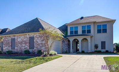 Prairieville Single Family Home For Sale: 37441 Amalfi Dr