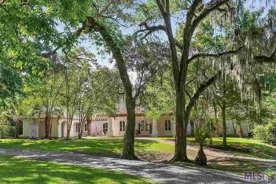 Baton Rouge LA Single Family Home For Sale: $1,675,000