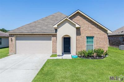 Denham Springs Single Family Home For Sale: 23317 Conifer Dr