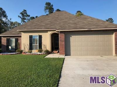 Denham Springs Single Family Home For Sale: 23384 Conifer Dr